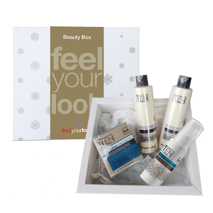 FEEL YOUR LOOK BEAUTY BOX - SKINCARE